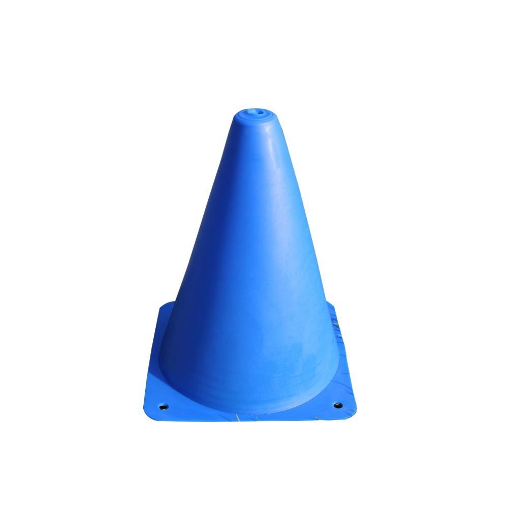 2015 18 см высота персонализированные дорога пластиковые трафика барьер конус знак новое поступление безопасности футбольное поле угловой маркер