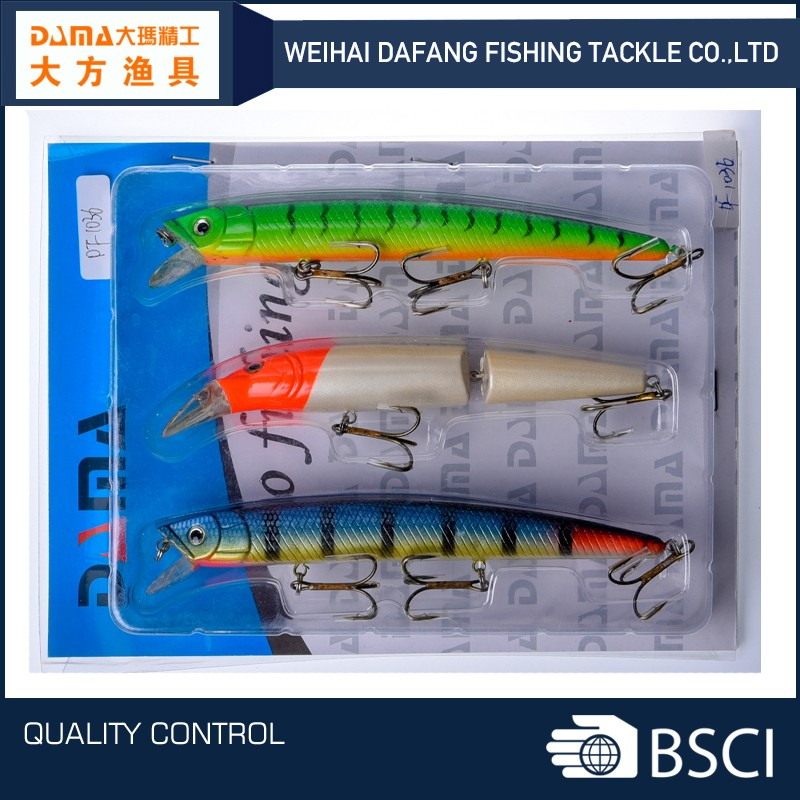 DF1036 hot sale chinese assorted kingdom lure