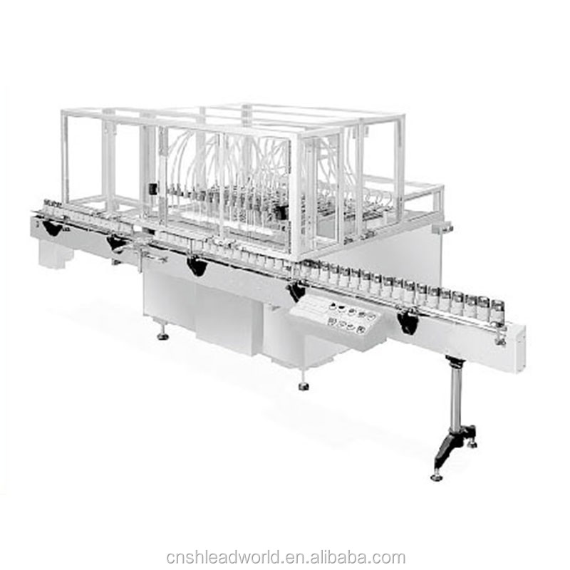 Pharmaceutical/Juice/Chemical Liquid Filling Machine
