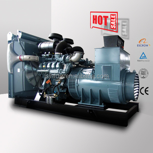 Fast delivery Europe Origin Germany MAN engine 600kw diesel power generator 750kva electric generator