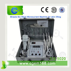 CG-5020 3 in 1 microcurrent glove beauty equipment for skin lifting