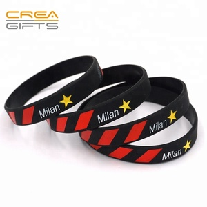Promotional Customized Gifts Silicone Health Bracelet Online / Cool Wristband For Sale With Business Logo