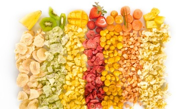 Freeze Dried Fruits And Vegetables
