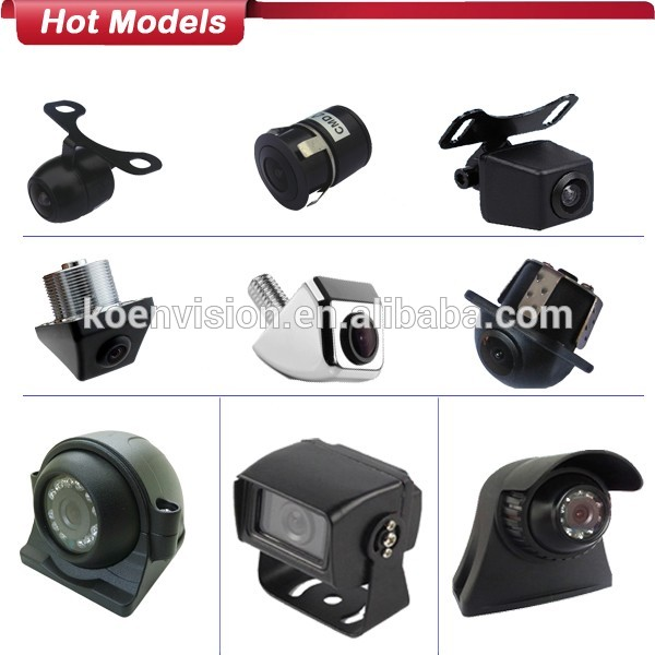 Koen Hot Sale Car Rear Camera Waterproof IP68 Car Parking Camera PC1058