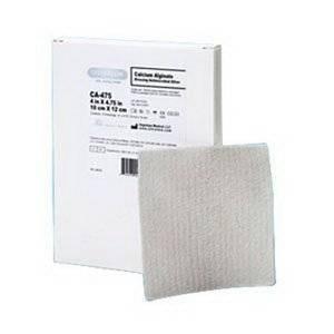 SRCA812 - Silverlon Antimicrobial Silver Calcium Alginate Dressing 8 x 12