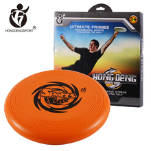 wholesale eco-friendly training flying discs games round frisbee with PU material