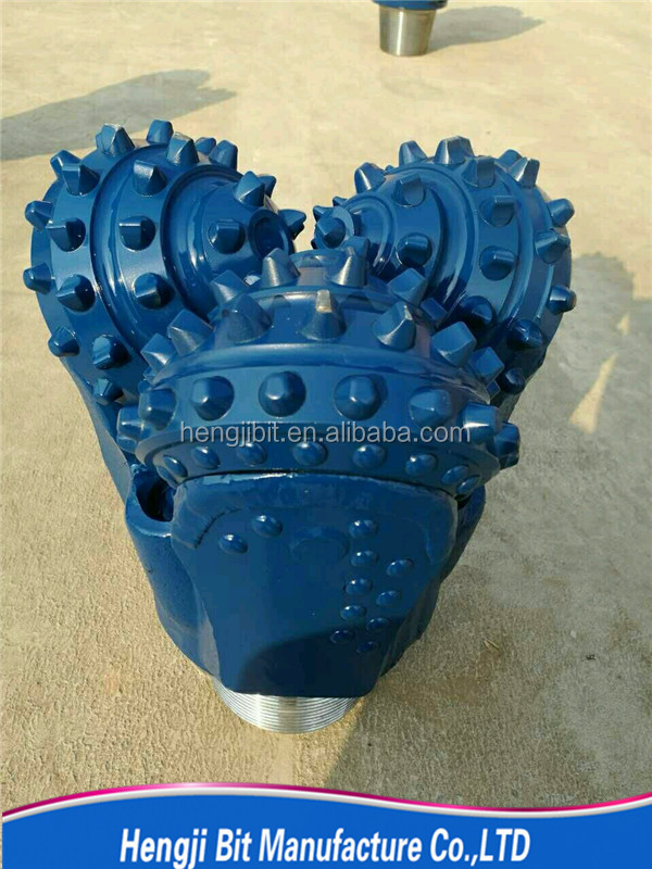 roller cone bit tricone button bit for well drilling