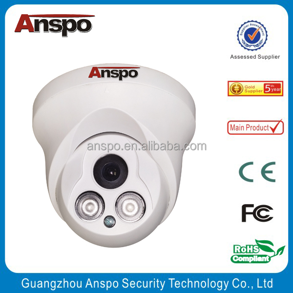 guangzhou cctv for wholesaler Anspo 3.0MP IP cctv camera