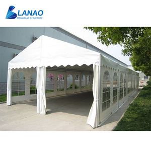 Stable without deformation outdoor large outdoor party pvc tent