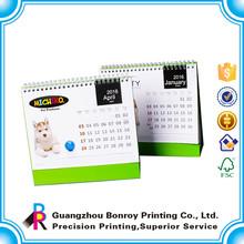 desk calendar desk calendar direct from guangzhou bonroy printing