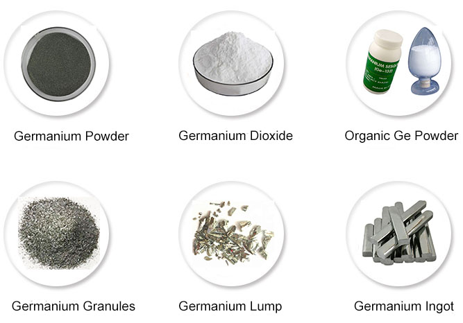 CAS No 1310-53-8 High Purity 5N GeO2 Germanium Dioxide Powder Germanium(ii) Oxide Price