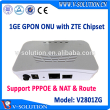 Fiber Optic Router FTTH Modem with built-in ZTE Chipset similar to ZTE F401