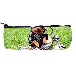 Dog Funny Customized Pencilcase Printing Twin Sides