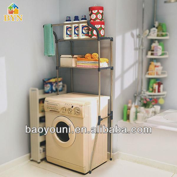 etagere de rangement pour machine a laver. Black Bedroom Furniture Sets. Home Design Ideas