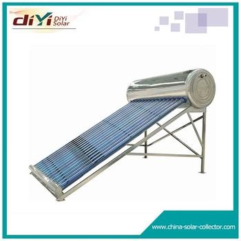 High Quality High Absorption High Tech Solar Water Heater