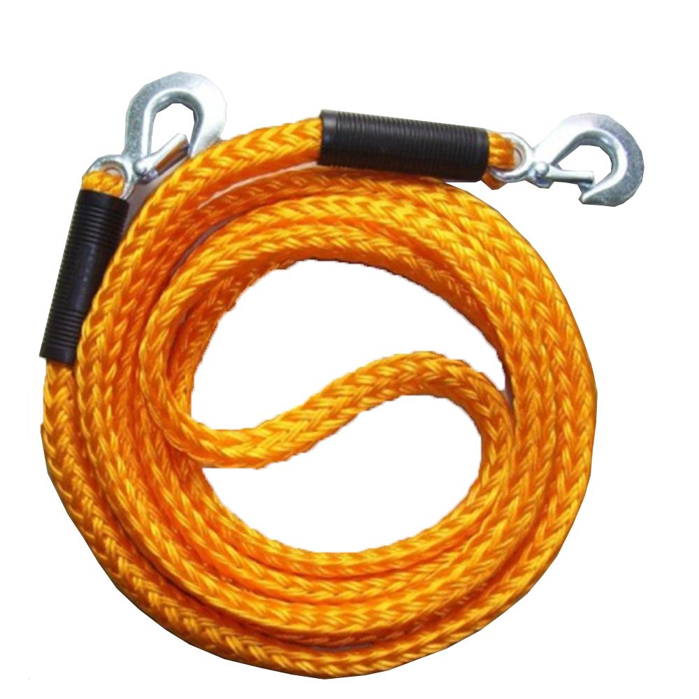 Abschleppseil 2000 Stretch orange