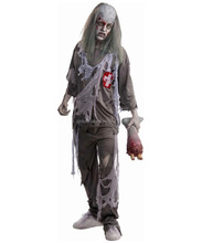 Cheap Adult Scary Zombie Halloween Doctor Costumes For Men Wholesale
