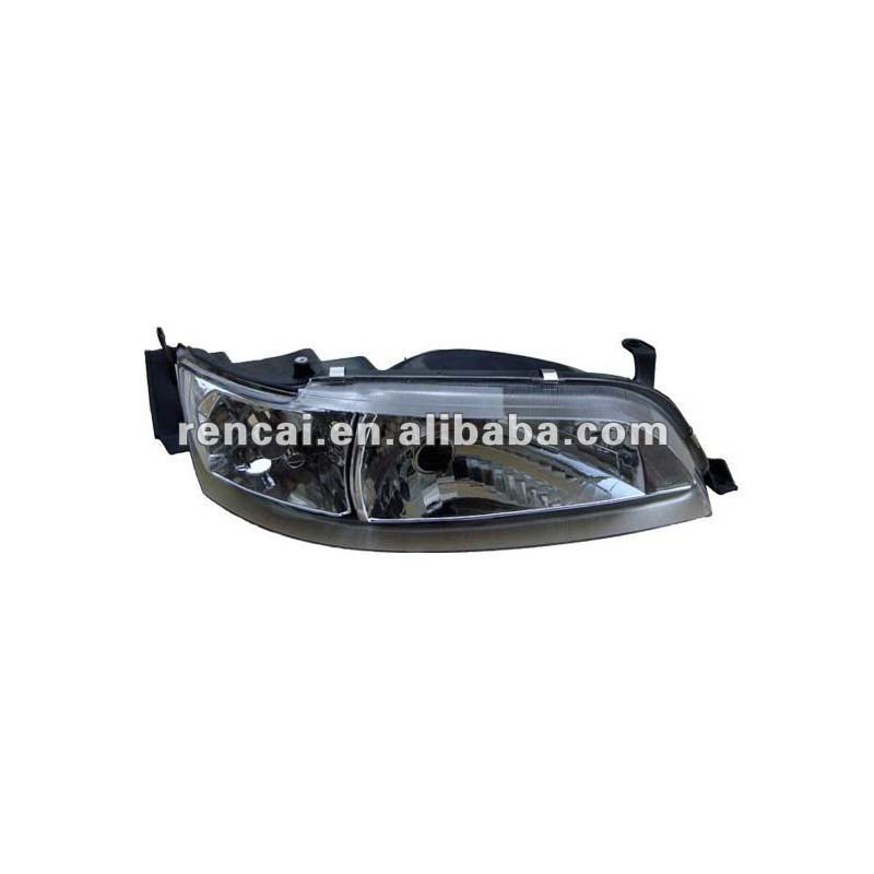 Head lamp for Toyota Mark2 JZX90 92-96 clear glass