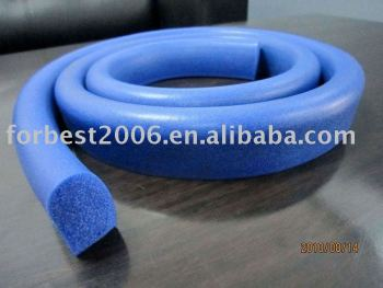 High density foam sponge rod