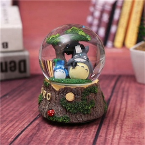 The Customizable With Music Souvenirs Polyresin Water Globe