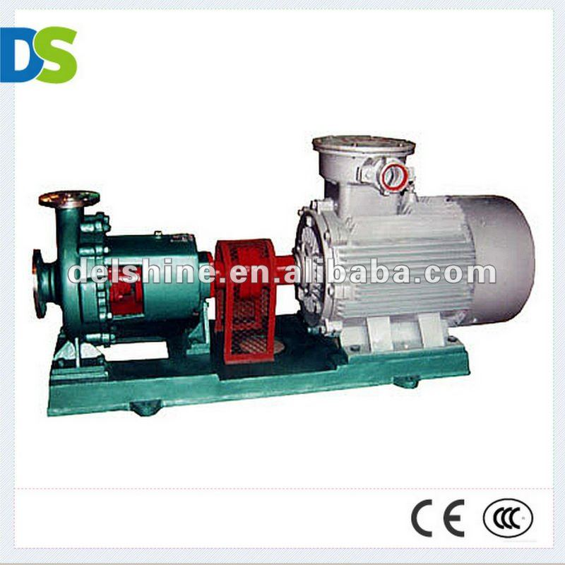 CPN Series Of Heat Resistant Wear-Resistant Ono Clogging Alkali Pump