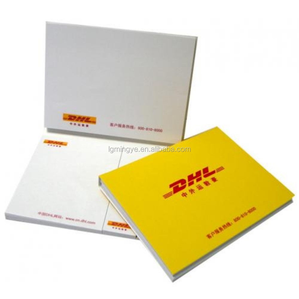 promotionele aangepaste unieke sticky notes