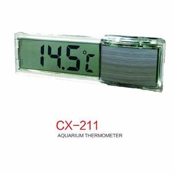 Xeast Cx-211 Aquarium Thermometer Temperatur-messgerät Indoor ...