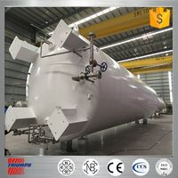 top manufacture factory supply cryogenic compressed air tanks