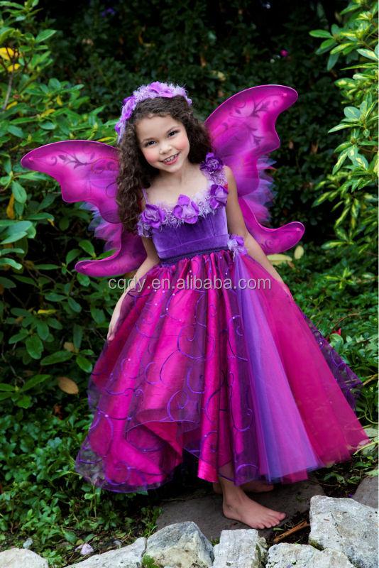 Popular Fancy Fairy Girl Dress Butterfly Girl S Party