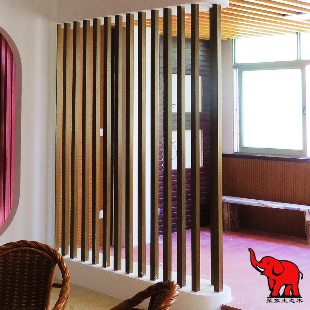 Insects Proof Hollow Wood Square Timber Using Wpc Buy Wpc Timber