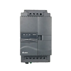 delta vfd ac motor drive 220v 230v 10hp 7.5kw frequency inverter 50hz 60hz ac fan speed controller