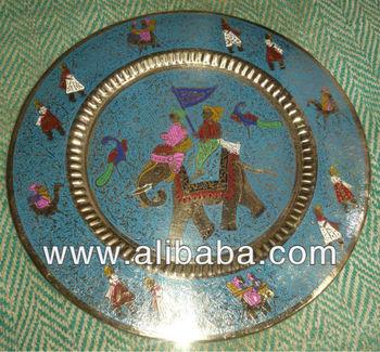 Wall decorative Metal Plate & Wall Decorative Metal Plate - Buy Decorative Plates For Wall