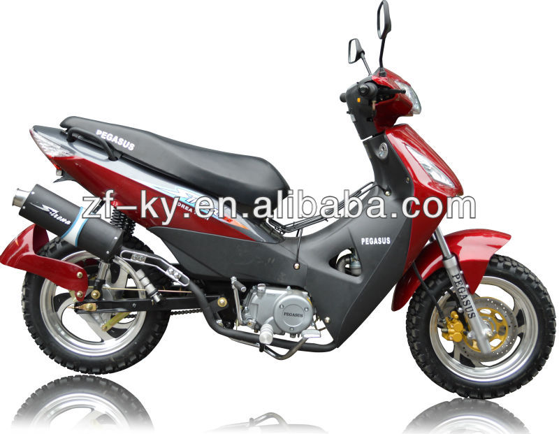 ZF110(VI)-4 New design 110cc cub motorcycle, change from honda model, motorbike
