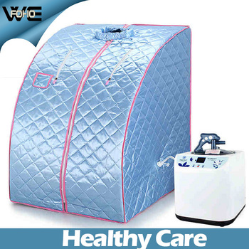 Ordinaire FH 6061 Portable Sauna Steam Sauna Room Bodys Equipment Home USE EASY  Storage