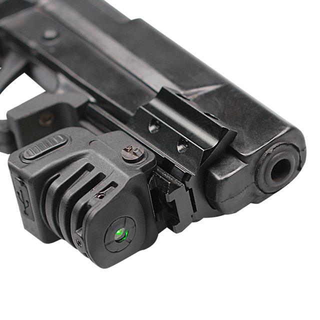 USB rechargeable pistol Beretta 92fs green laser sight scope