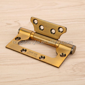 Hinges Brass soft closing stainless steel spring door hinge for wood door pivot hinge with high quality
