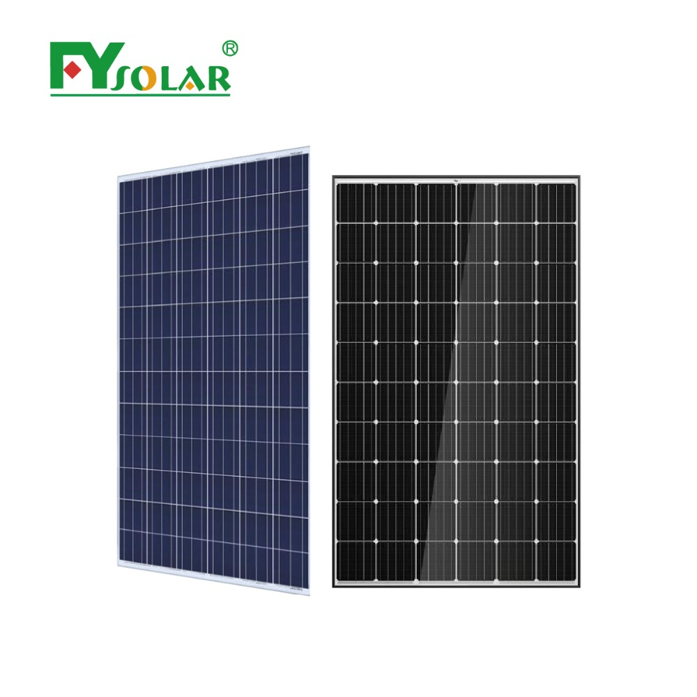 China 320w Solar Panel Cheap Price High Efficiency Jinko Poly Solar Panel PV Modules