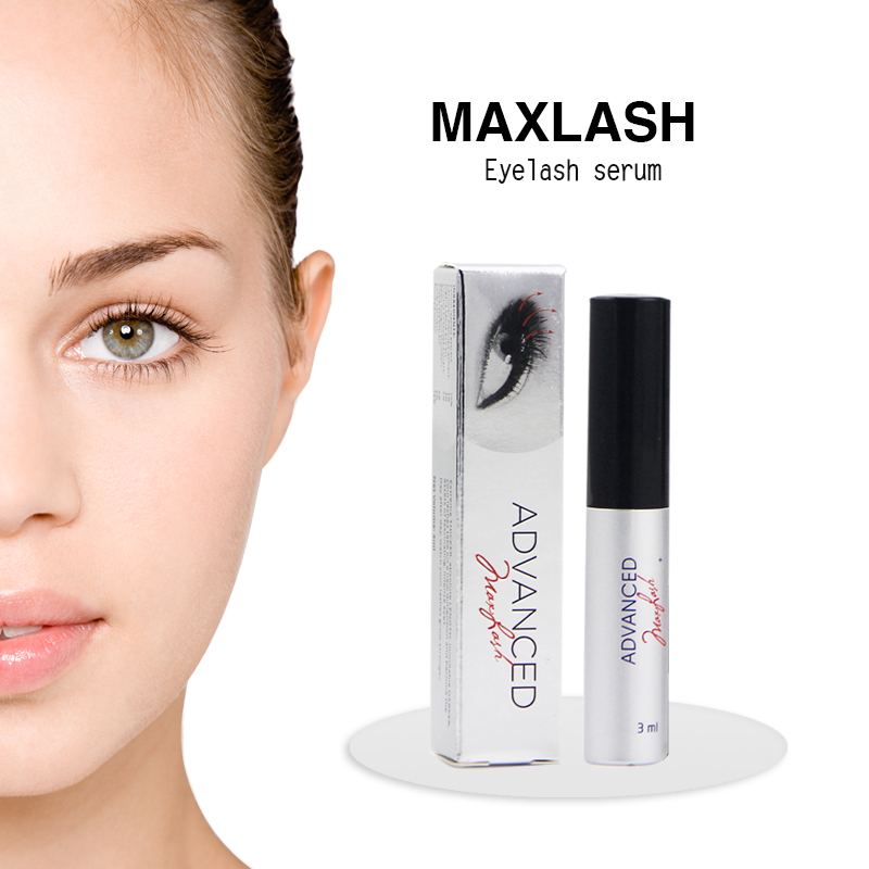 2017 hot factory direct sale MAXLASH Custom-made Rapid Effect natural Eyelash Enhancer