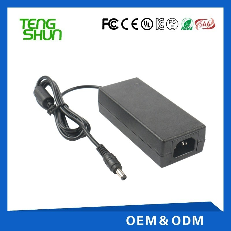 ce ul saa kc listed 12v 5a universal ac dc power adapter