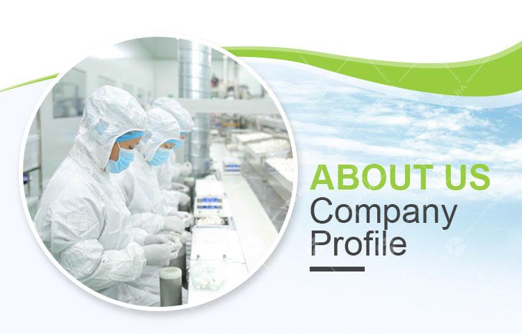 Il campione libero 100% cotone biologico catetere tampone
