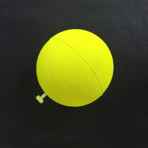 Wholesale soft PVC trawl net buoy oval fishing float