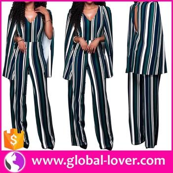 a69e8676103 Wholesale Clothing No Min Women Plus Size Printed Jumpsuit Formal Jumpsuit