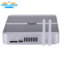 Partaker 6th Generation Skylake I5 6200U PortableWhite Mini PC Win 10