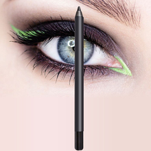 Top quality red eyeliner 관 <span class=keywords><strong>연필</strong></span> container 디스플레이 서 private label <span class=keywords><strong>연필</strong></span> color eyeliner 메이 컵