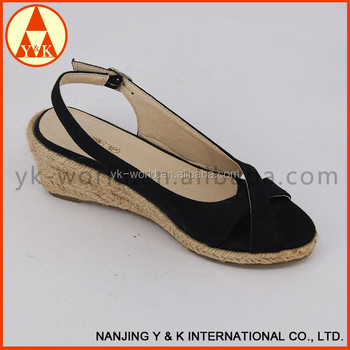 ea583ef3f5 2016 New Design Pointed Toe Wedge Sandals Shoes For Women - Buy Girls  Latest High Heel Sandals,2014 New Wedges Lady Sandals Shoes,Sexy Fashion  Wedges ...