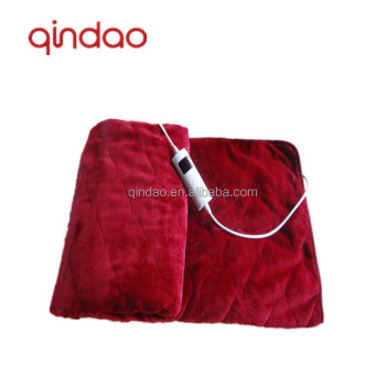 Super Comfy Luxury Electric Blanket Over Heated for Winter