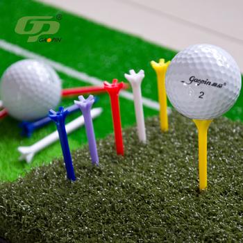 China Rubber Golf Tee/ Golf Mat Tee / Golf Range Tee (FTE