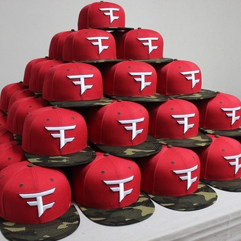 Premium oem factories 3d Puff embroidery snapback hat,camouflage flat brim hat custom