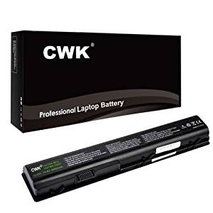 CWK® High Performance HP Pavilion DV7-2185DX Laptop Battery [14.4V 8cells 5200mAh (4400mAh compatible)] Battery Laptop Notebook Computer PC with 24 Months warranty