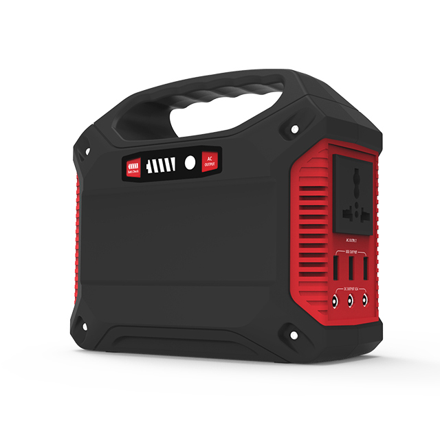 155Wh 42000mAh Quiet Gas Free Battery Charger Power Inverter Power Bank Station Portable Generator